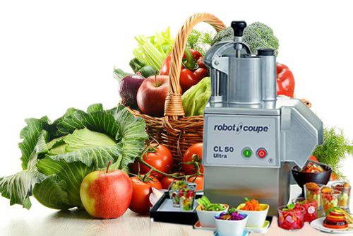 Sản phẩm máy cắt rau củ quả Robot-coupe