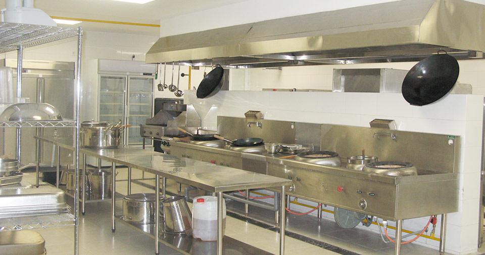 Cung cấp bếp Á công nghiệp chất lượng cao tại Tp.HCM
